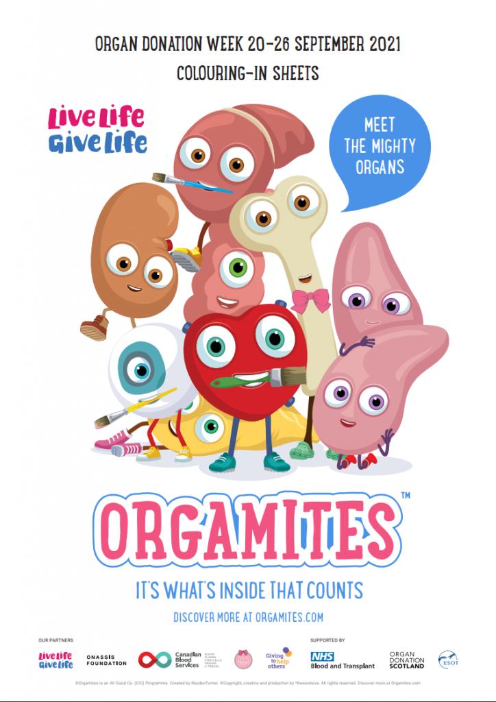 Mighty Orgamites